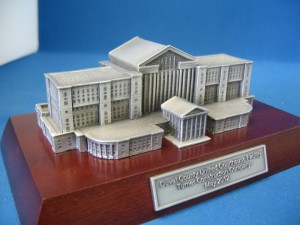 Duval County Court House Replica