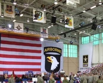 Army Airborne Banners